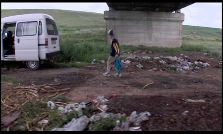 A VERY SMALL TRILOGY OF LONELINESS di Bogdan George Apetri (Romania 2006)