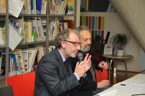 Flavio Ermini Ranieri Teti