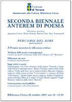 Manifesto della giornata di sabato 20 ottobre 2007
