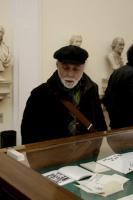 Gian Paolo Roffi alla Mostra
