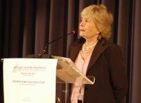 Erminia Perbellini assessore comunale alla Cultura e spettacoli