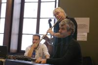 Stefano Benini e Andrea Tarozzi, mixer Antonio Zanon