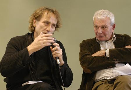 Francois Bruzzo e Tiziano Salari