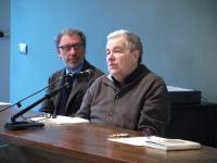 Franco Rella e Ranieri Teti