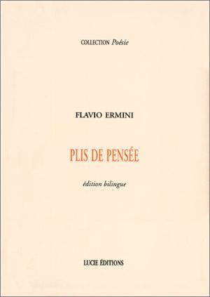 Plis de pensée di Flavio Ermini
