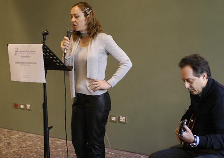 Marco Saya e Cristina Lauro