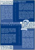 Manifesto Selezione Poeti