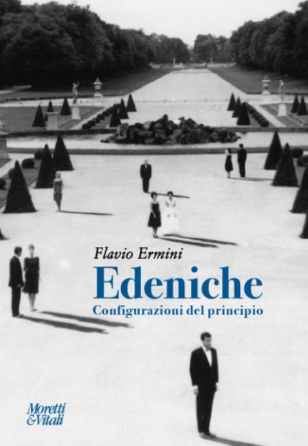 Copertina del libro Edeniche di Flavio Ermini