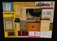 manifesto delle Riviste letterarie del '900 italiano