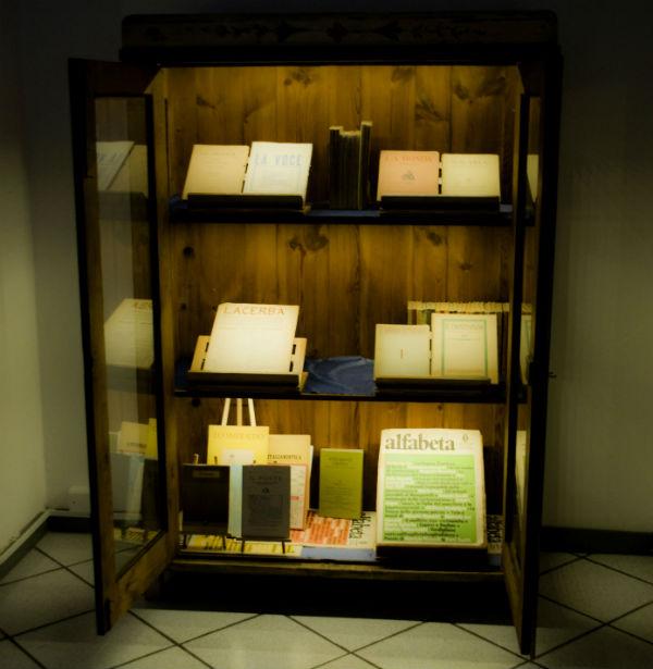 vetrina delle riviste letterarie